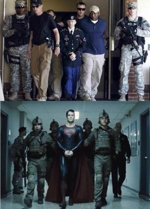 Manning Superman