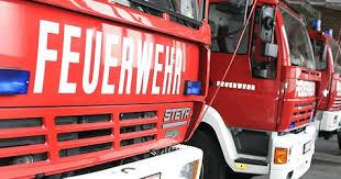 3 Feuerwehrautos 1,1 Mio