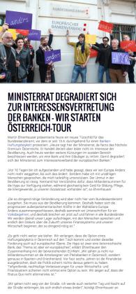 EA Oesterreich Tour